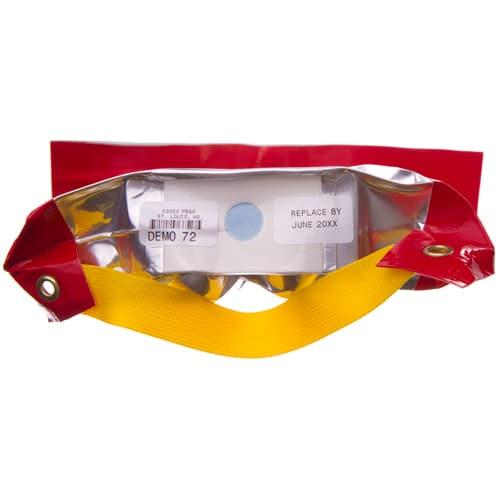 PBE Vacuum Sealed Pouch Indicator